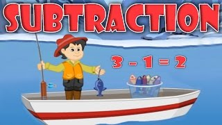 Subtraction - Basic Math For Kids, Educational Videos & Lessons for Children