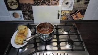 как приготовить красную рыбу (Белуга)