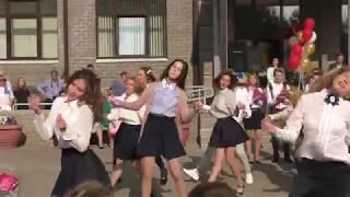 Флешмоб на 1 сентября 2017 24 школа г.Омска