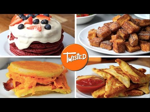 15 Easy And Delicious Breakfast Recipes | Twisted