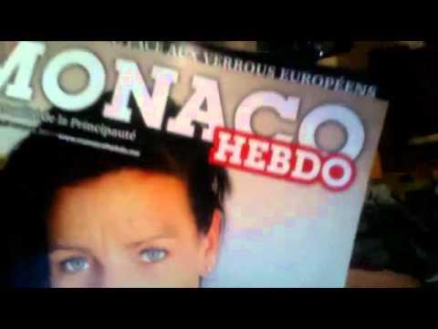 monaco hebdo_BNP PARIBAS MONACO PRIVATE BANKING condamnée pour défaut de conseil - YouTube.flv