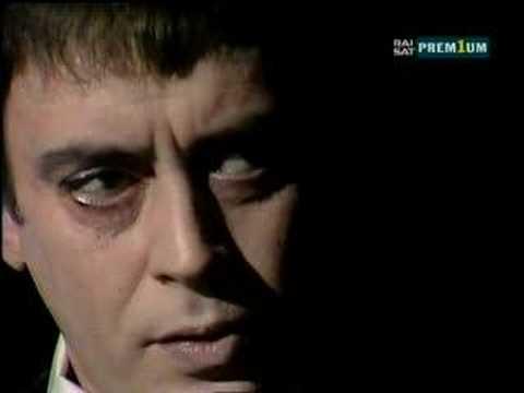 "Carmelo Bene - Boris Pasternak ""Le Onde"" (Poesia)"