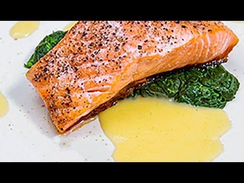 美食台|香煎三文鱼(Salmon)
