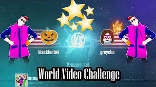 Just Dance 2016 - Get Ugly - World Video Challenge