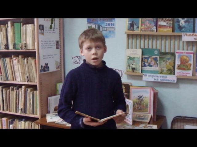 Изображение предпросмотра прочтения – ДаниилАникин читает произведение «Свинья под дубом» И.А.Крылова