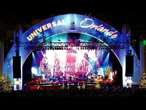 Universal Studios Holiday Concert 2016: Mannheim Steamroller (Dec 18th, 2016)