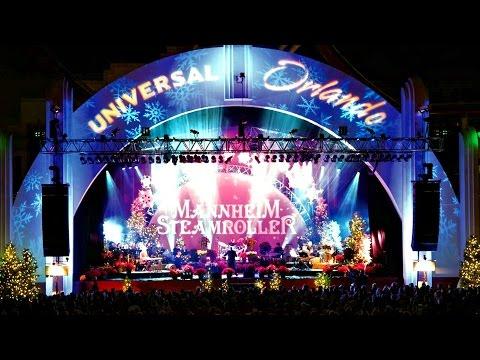 Universal Studios Holiday Concert 2016: Mannheim Steamroller (Dec 18th, 2016)