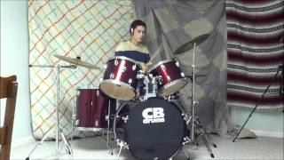 Give Me Everything (feat. Ne-Yo, Afrojack, Nayer) Pitbull Drum Cover