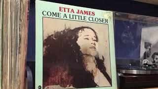 ETTA JAMES - Come A Little Closer - 1974  CHESS Records