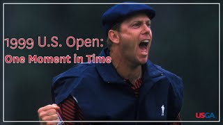 1999 U.S. Open: One Moment in Time