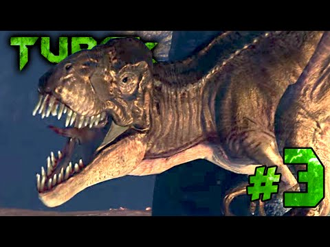T.REXY IS ANGRY! - Turok | Ep3