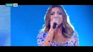 Helena Paparizou - Fiesta (Live @ The X Factor Greece)
