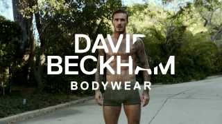 Реклама H&M c Дэвид Бекхем  от Гая Ричи
