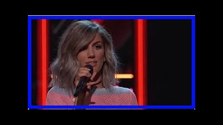 """Stephanie Skipper on The Voice Tells Kelly Clarkson """"Don't Apologize"""""""