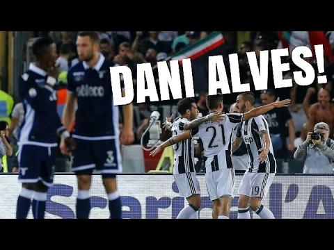 COPPA ITALIA ALLA JUVE!!! JUVE - LAZIO 2-0