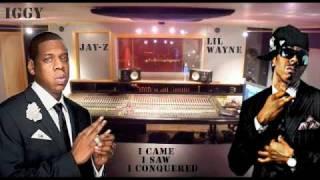 Lil Wayne- I Came, I Saw, I Conquered ft. Jay Z
