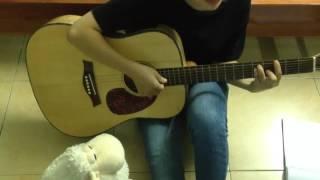 Vẫn Nhớ - Tuấn Hưng (Guitar Cover Acoustic Viet Nam Hay By Hương Lan)