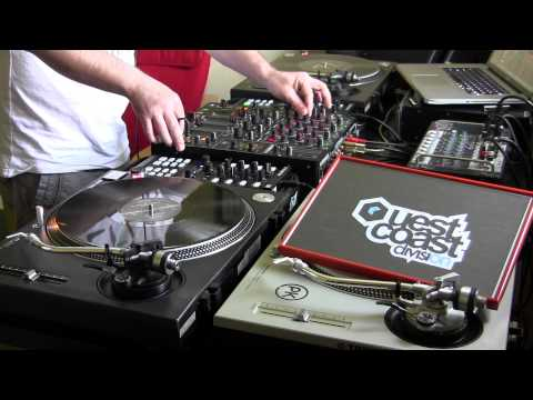 B.Strax Ouest Coast Division ( session Techno part 2 )
