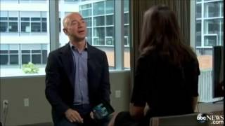 Jeff Bezos, and Steve Jobs Both Estranged From Dads and Wild Tech Successes