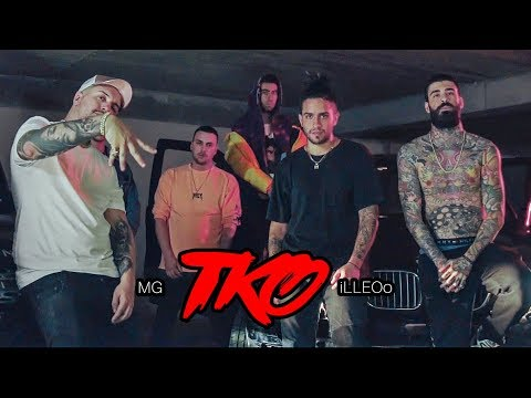MG ft iLLEOo - TKO (Official Music Video) Prod. Gosei
