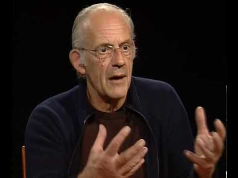 Christopher Lloyd on Directors and Actors.