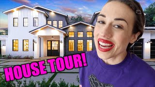 HOUSE TOUR!!! My Hollywood Mansion!