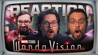 Marvel Studios' WandaVision 1x05 Reaction & Theories - On A Very Special Episode