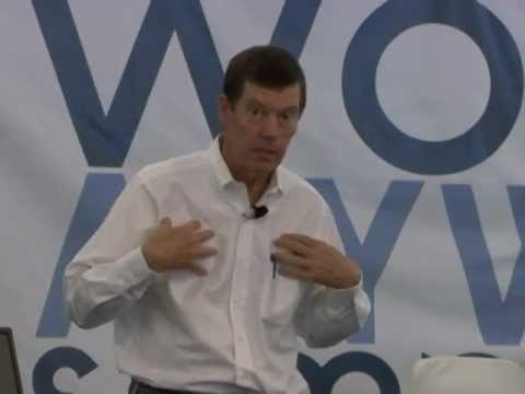 Sun Microsystems Founder Scott McNealy Keynote Address at The Work Anywhere Symposium 2011