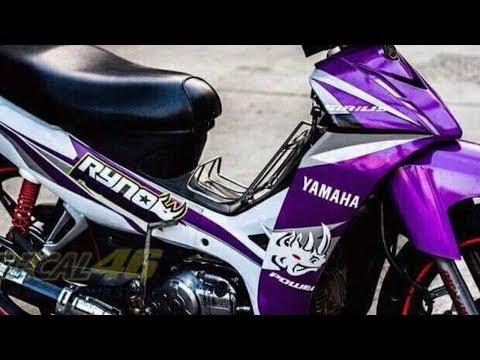 Chuyên dán decal xe máy ở TPHCM - Hoàng Phúc Decal