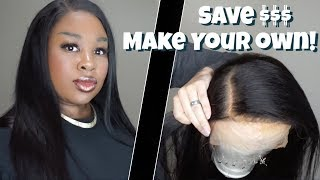 How To Make a Wig (VERY DETAILED)