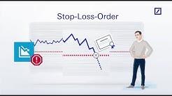FinanzMarktWissen: Stop-Loss-Order