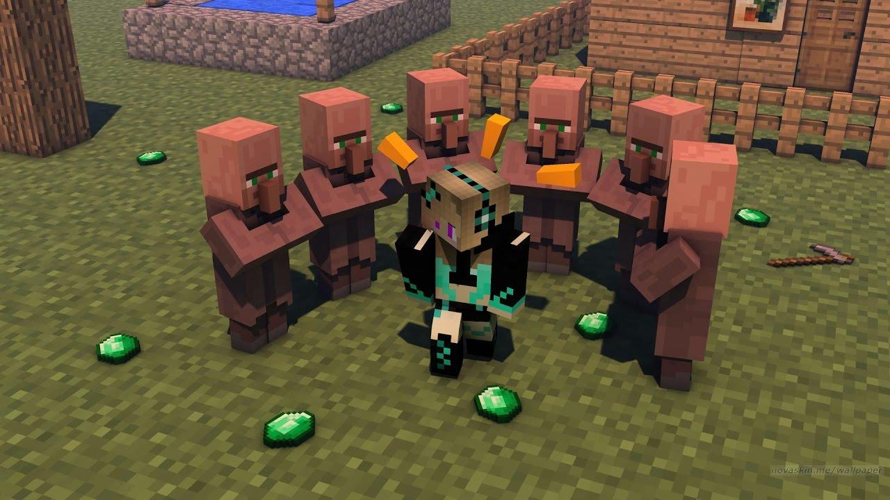 Seçim Yarışı: Minecraft Modern Evler Hikayesi - YouTube