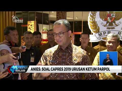 Zulkifli Hasan Bertemu Anies Untuk Penjajakan Pilpres