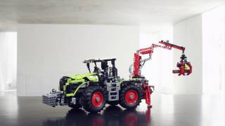 42054 CLAAS XERION 5000 TRAC VC - LEGO Technic