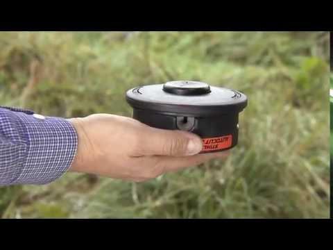 Reponer el hilo del cabezal AutoCut  25-2 para desbrozadora STIHL