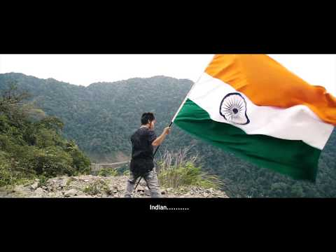 K4 Kekho - I Am An Indian (Music Video) Arunachal Pradesh,North East India