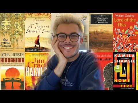 50 books everyone should read *fiction*