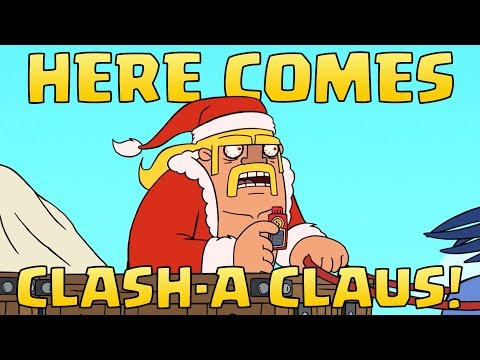 Clash-A-Rama: I'll Be Home For Clashmas (Clash Of Clans)