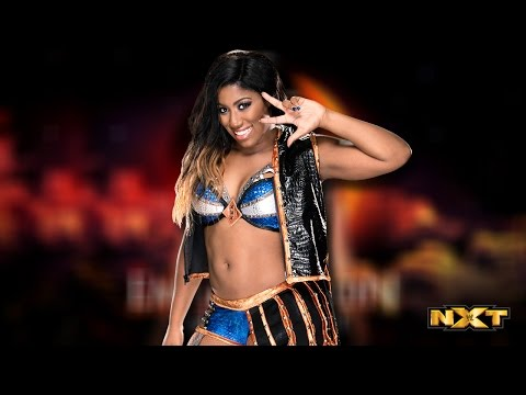 Ember Moon 1st WWE NXT Theme Song For 30 minutes - Free The Flame