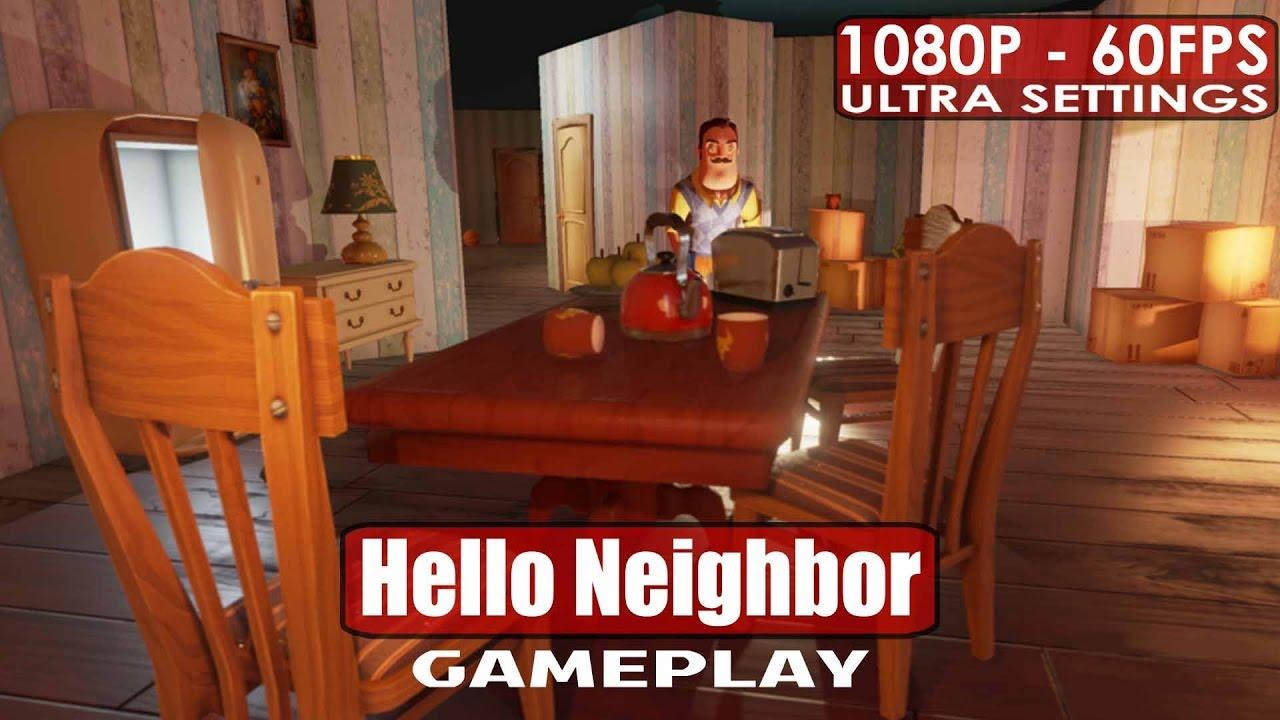 hello neighbor free download alpha 1