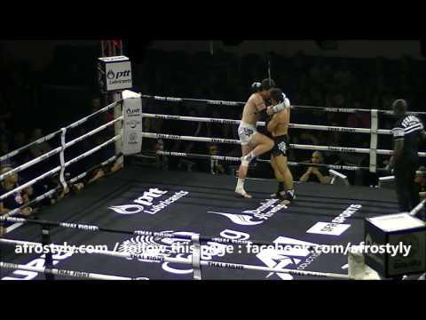 Raphael Llodra vs Saiyok Pumpanmuang