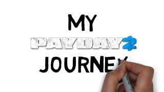 My Payday 2 Journey (Draw my Payday Life)