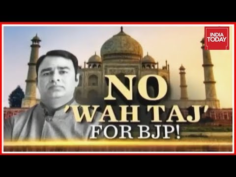 Asaduddin Owaisi Speaks To India Today On Taj Mahal Controversy | Exclusive