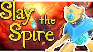 【 SLAY THE SPIRE 】Nyandroid's Climb | Live Stream Gameplay Walkthrough