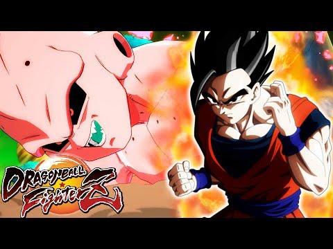 DEVELOPING GOHAN AND KID BUU! Insane Multi-Team Battles | Dragon Ball FighterZ