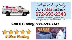 AC Repair Flower Mound Texas, 24 Hour Air Conditioning Service Flower Mound Ewing Air Conditioning