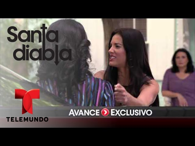 Santa Diabla / Avance Exclusivo 44 / Telemundo Travel Video