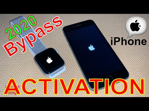 Unlock ICloud Activation!! Apple IPhone Lock✔ Activation Bypass 2020