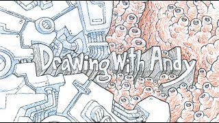 Drawing with Andy Channel Trailer