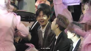190501 BBMAs 방탄소년단 태형 리액션 직캠 REACTION To Taylor Swift V FOCUS FANCAM 4K